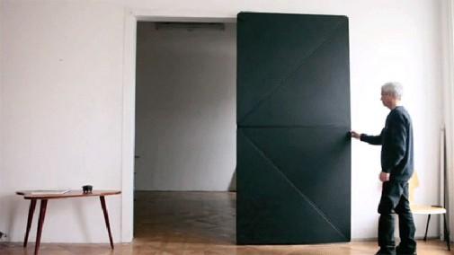 Brilijantni dizajn vrata koja se obrću slika2