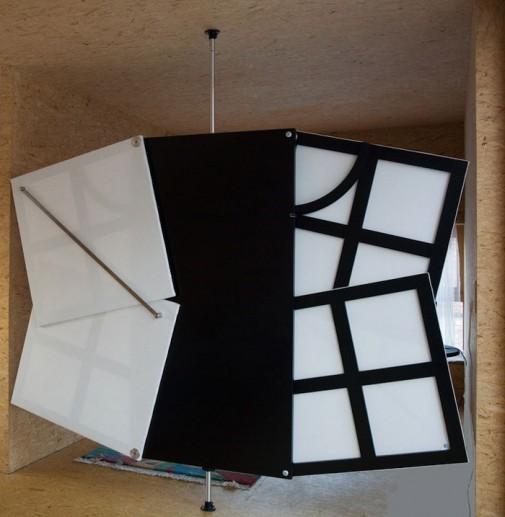 Brilijantni dizajn vrata koja se obrću slika3