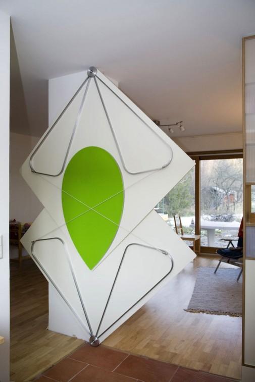 Brilijantni dizajn vrata koja se obrću slika4