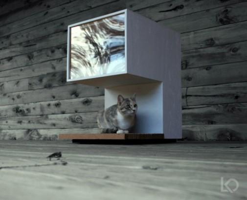 Dizajnerski domovi za ljubimce slika 6
