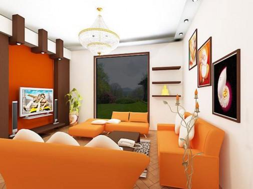 Dnevne sobe u boji slika4