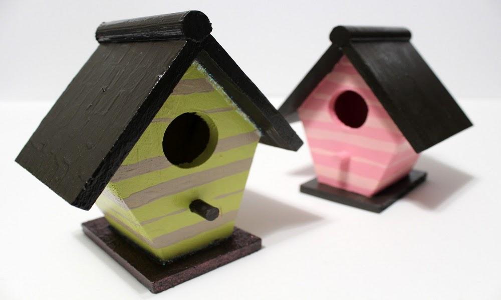 Domovi za ptice