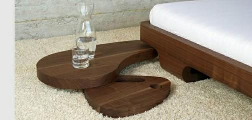 Elegantan i topao krevet koji lebdi slika2