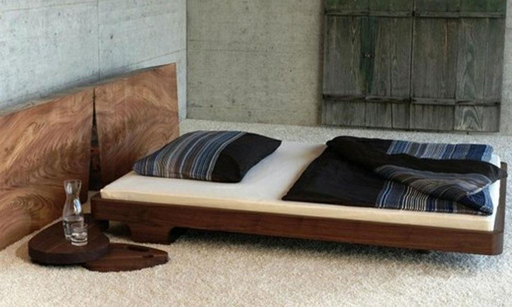 Elegantan i topao krevet koji lebdi