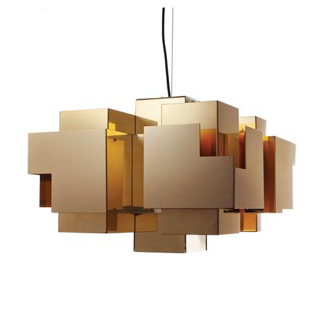 Folkform lampa slika 4
