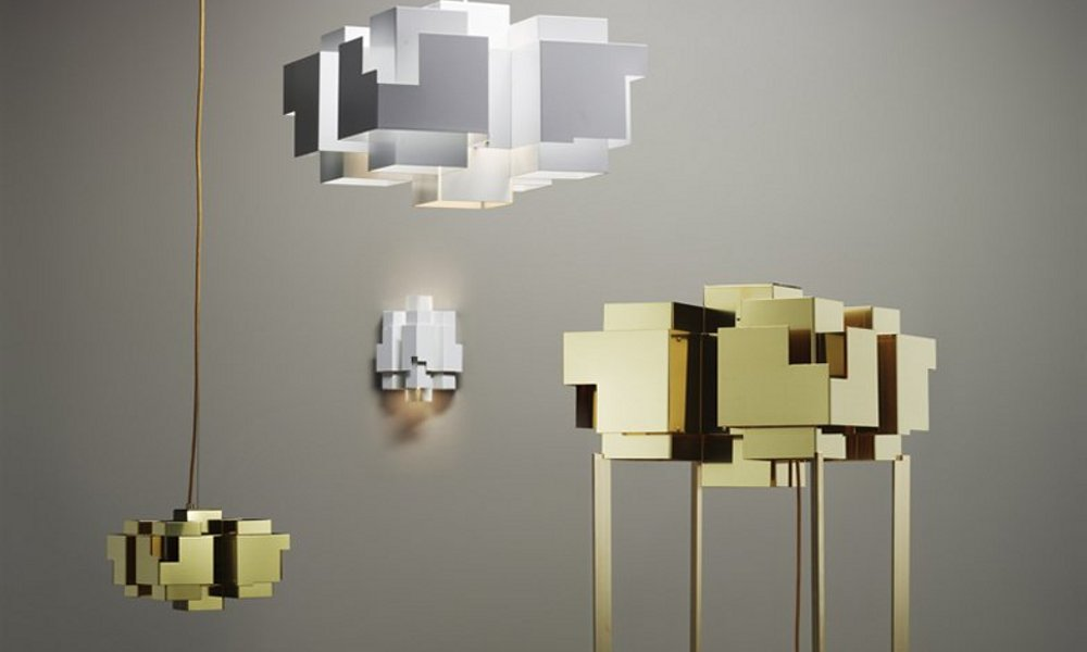 Folkform lampa