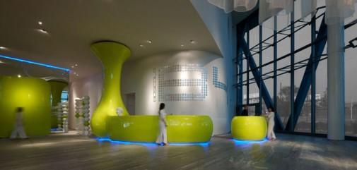 Futuristički hotel B4 u Milanu slika5