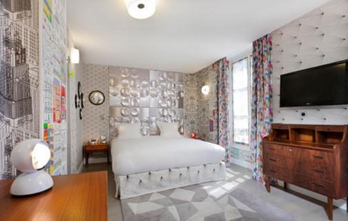 Hotel Crayon u Parizu slika4