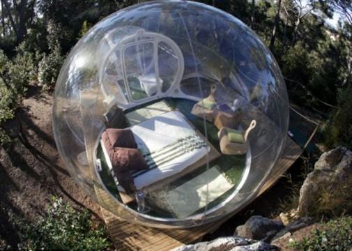 Hotel u obliku balona slika3