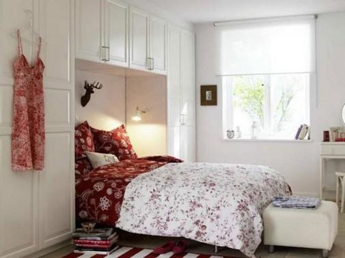 Ideje za male spavaće sobe slika4