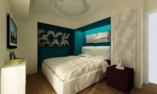 Ideje za male spavaće sobe slika5