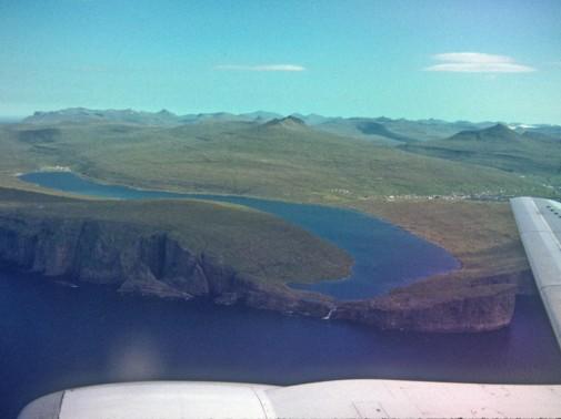 Jezero Servagsvatn slika 4