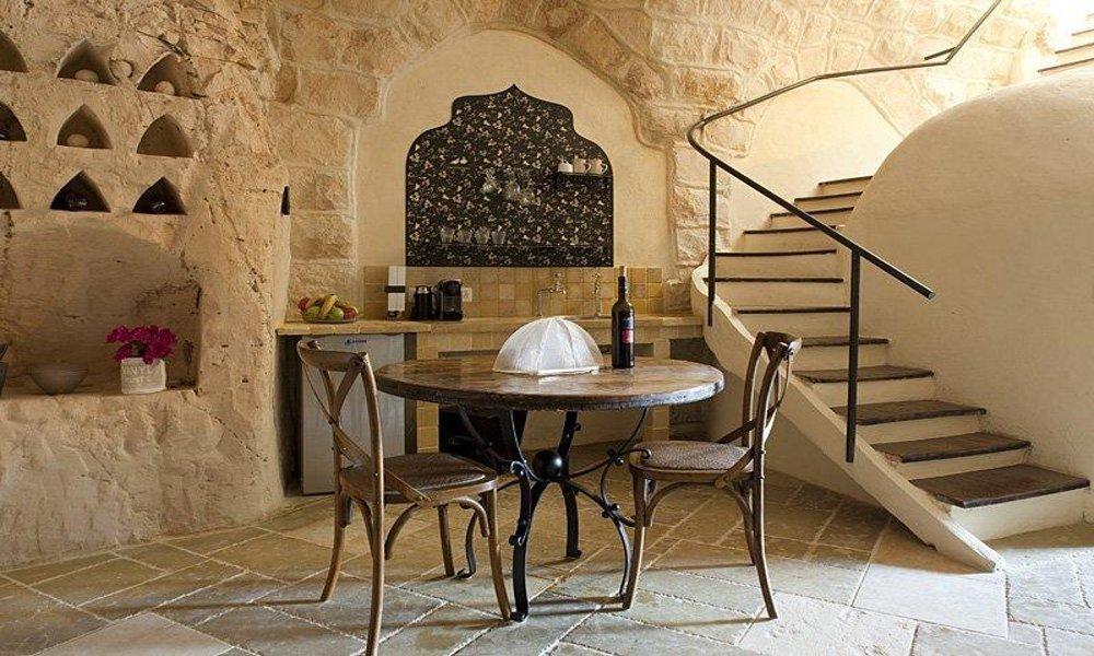 Kolumbarium hotel Izrael