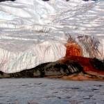 Krvavi vodopadi Antarktika