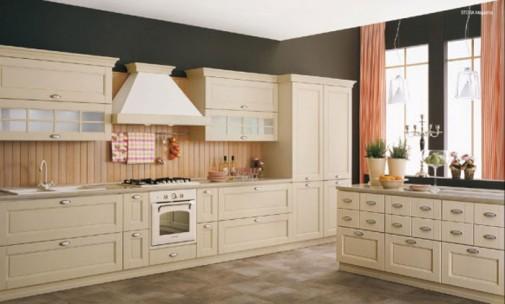 Kuhinja u klasičnom stilu slika3