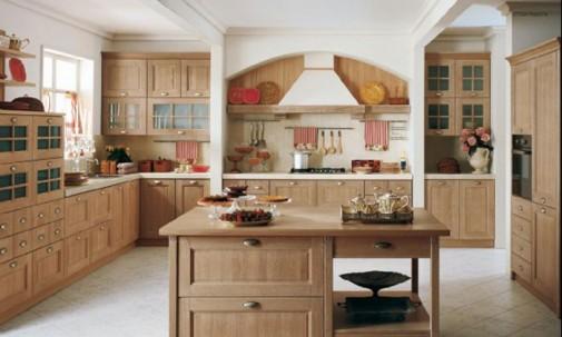 Kuhinja u klasičnom stilu slika4