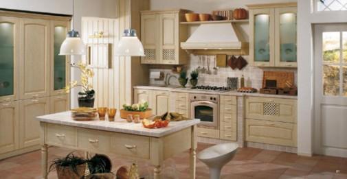 Kuhinja u klasičnom stilu slika5