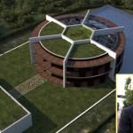 Lajonel Mesi gradi kuću u obliku fudbalske lopte