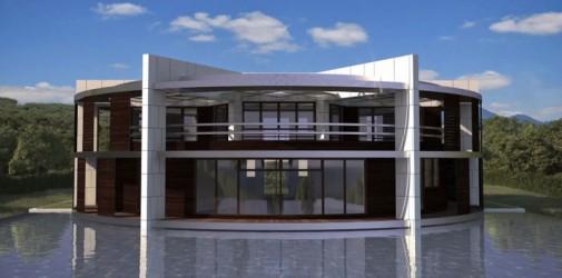 Lajonel Mesi gradi kuću u obliku fudbalske lopte slika2