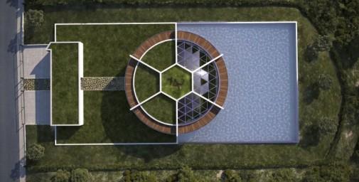 Lajonel Mesi gradi kuću u obliku fudbalske lopte slika3