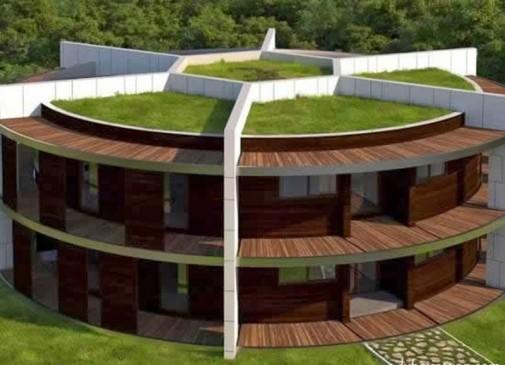 Lajonel Mesi gradi kuću u obliku fudbalske lopte slika4