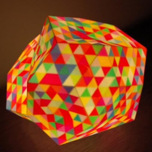 Lampa i 3D print slika 4