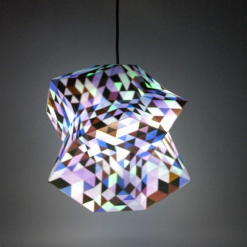 Lampa i 3D print slika 6