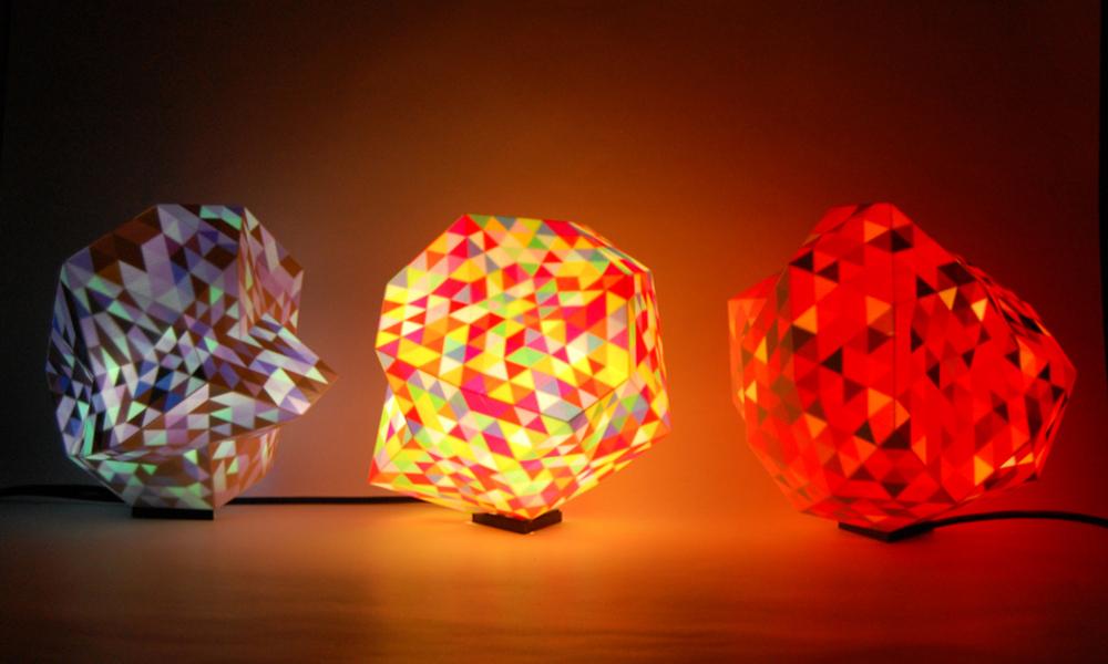 Lampa i 3D print