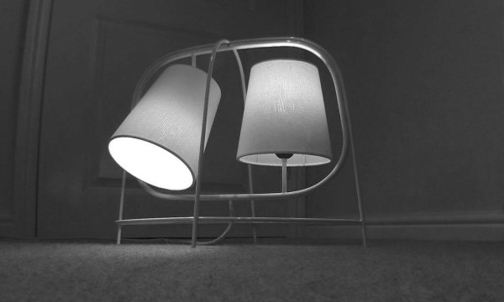 Moderna lampa