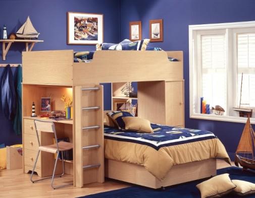 Multifunkcionalne sobe za decu slika 12
