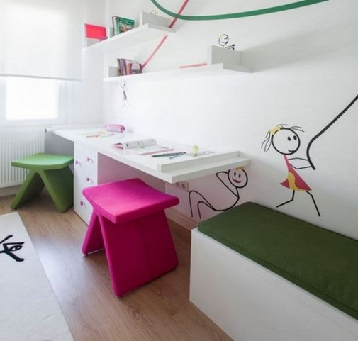 Multifunkcionalne sobe za decu slika 17