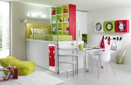 Multifunkcionalne sobe za decu slika 18