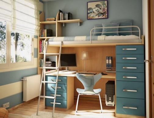 Multifunkcionalne sobe za decu slika 20