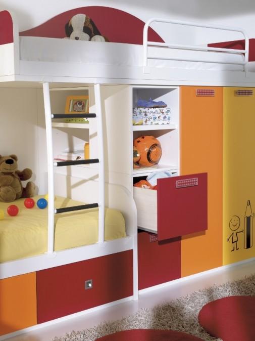 Multifunkcionalne sobe za decu slika 8