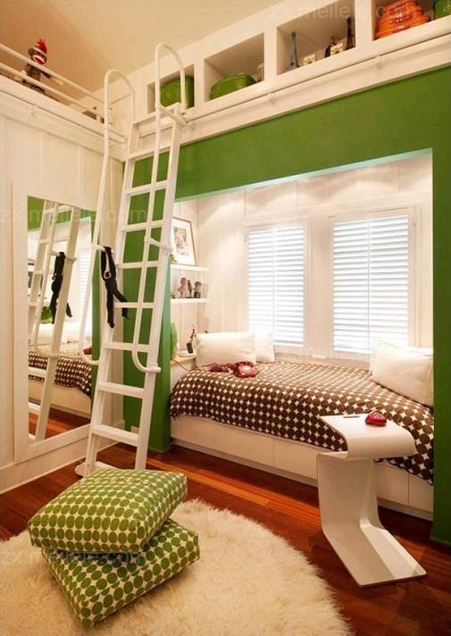 Multifunkcionalne sobe za decu slika 9