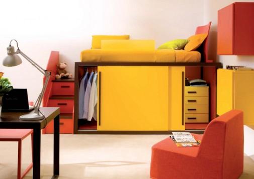 Multifunkcionalne sobe za decu slika 10