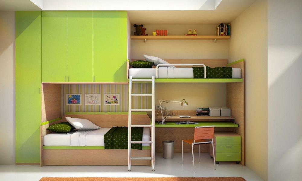 Multifunkcionalne sobe za decu