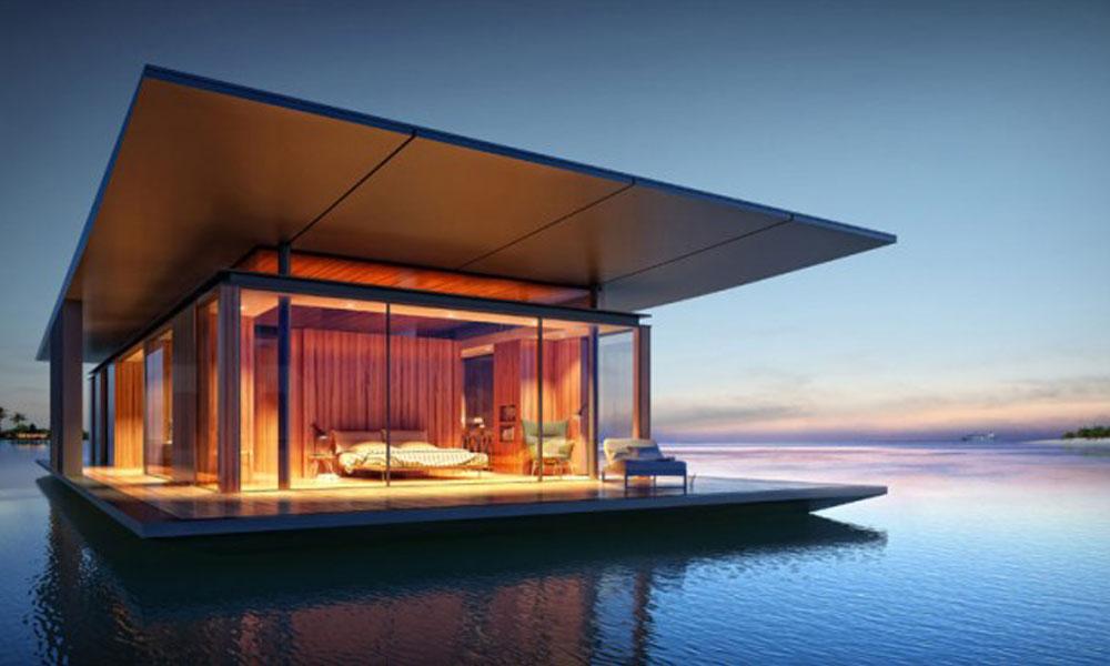 Neverovatni plutajući dom