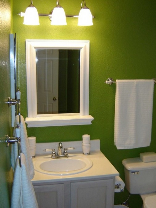 Osvetljenje u kupatilu slika 12
