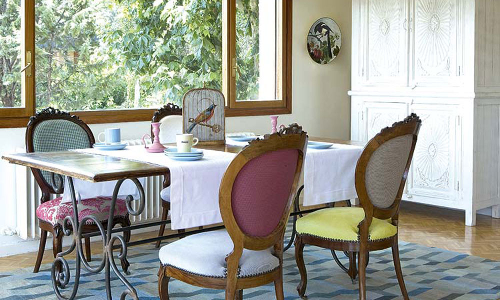 Pastelne boje u domu