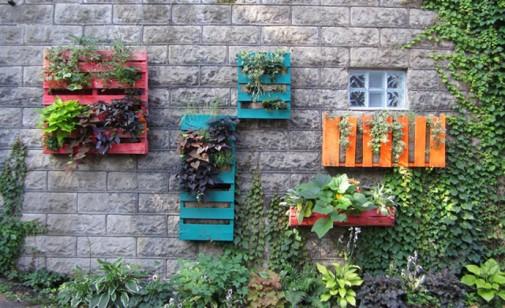 Reciklirane drvene palete slika 6