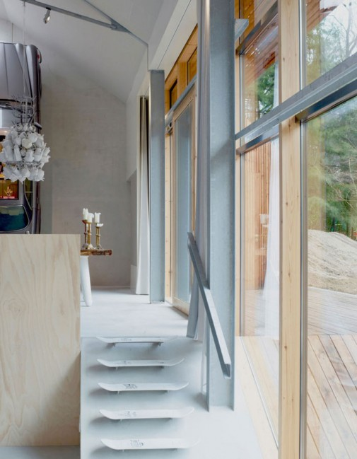 Savremena kuća iz bajke i snova u Holandiji slika4