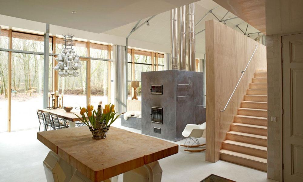 Savremena kuća iz bajke i snova u Holandiji