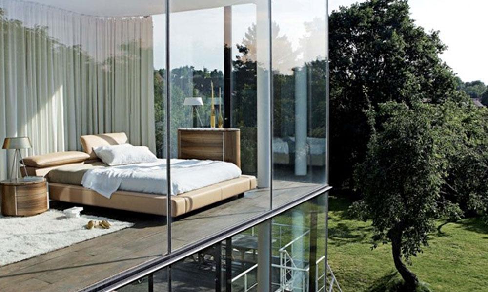 Spavaće sobe sa neverovatnim pogledom   BravaCasa Magazin
