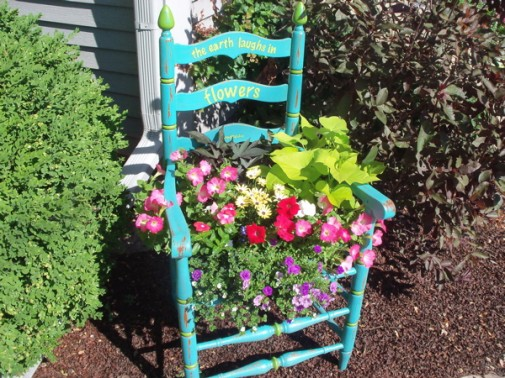 Starinska dekoracija za vrt slika 6