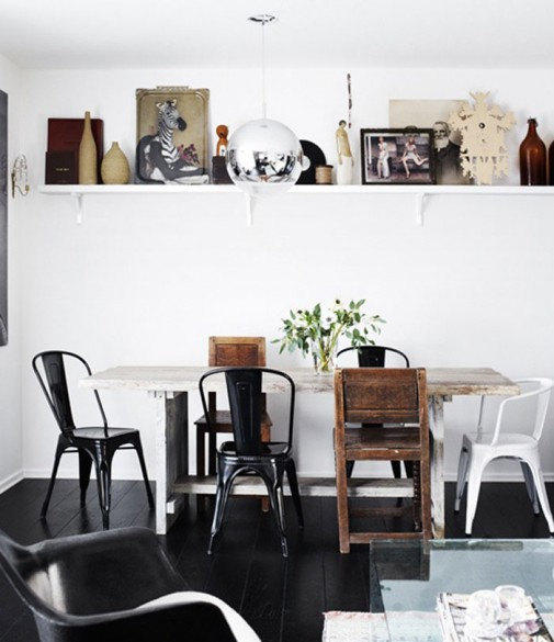 Stolice u trpezariji slika6