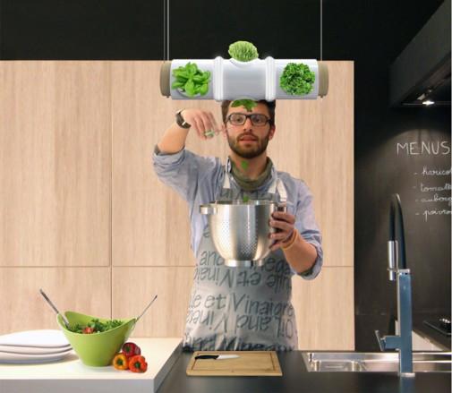 Svetiljka i vrt za kuhinju slika 2