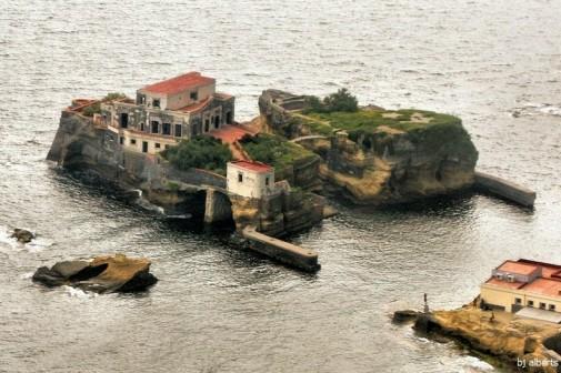 Ukleto ostrvo Gaiola slika 3