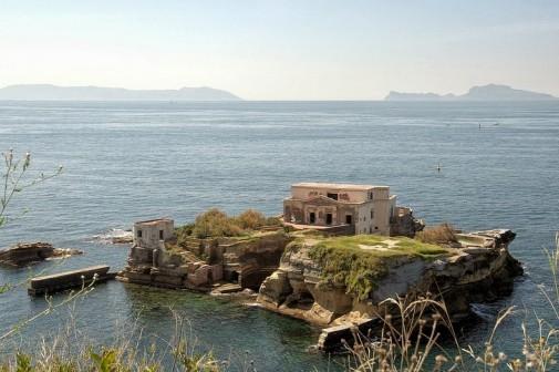 Ukleto ostrvo Gaiola slika 4