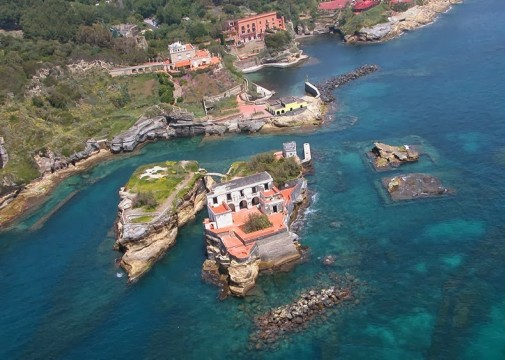Ukleto ostrvo Gaiola slika 9